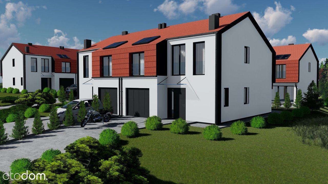 Nowe domy w Krakowie - 116 m2, ul. Miarowa