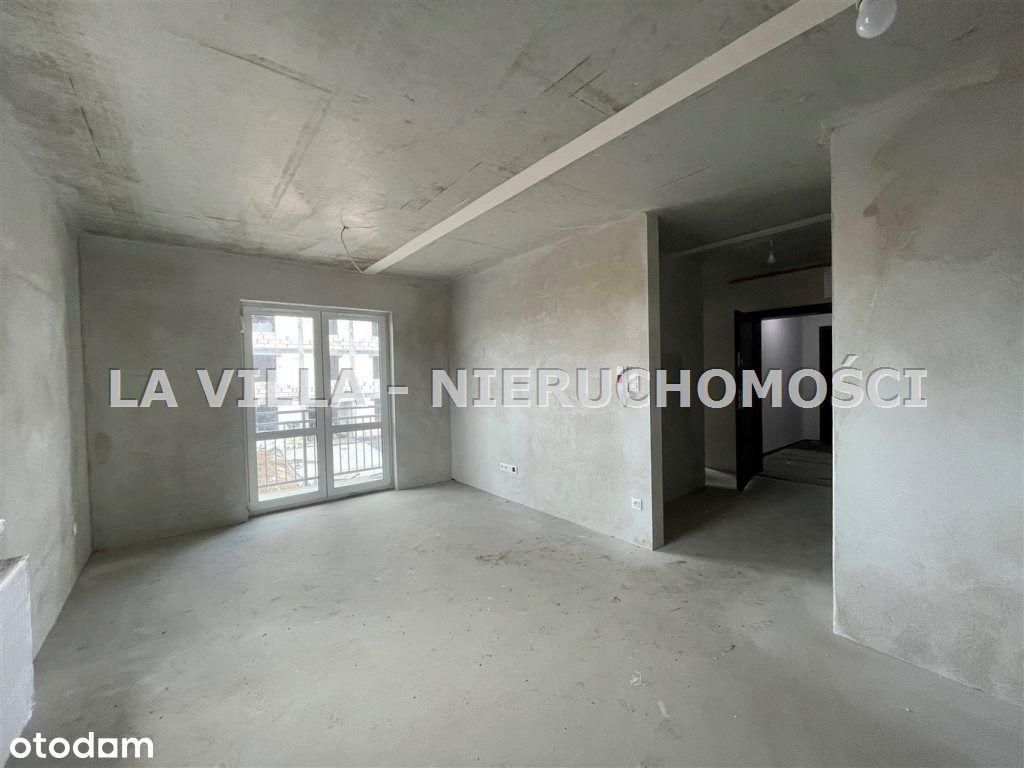 Mieszkanie, 53,28 m², Kłoda