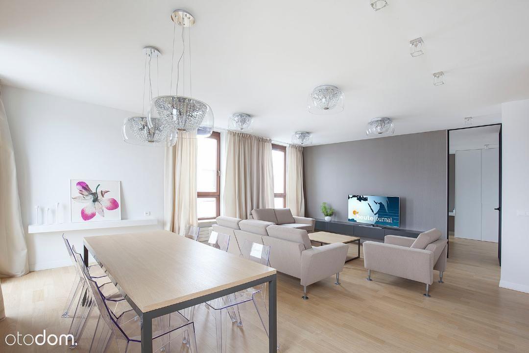 Wyjątkowy 100-metrowy apartament nad Wartą Galileo