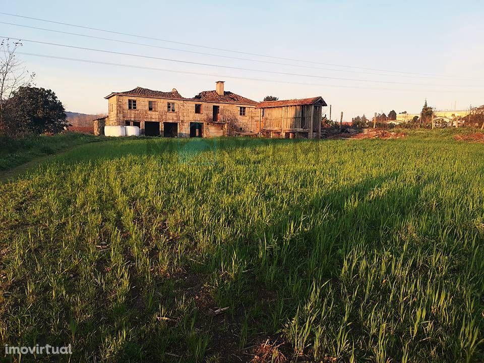 Quinta para venda com poço, campos e casas