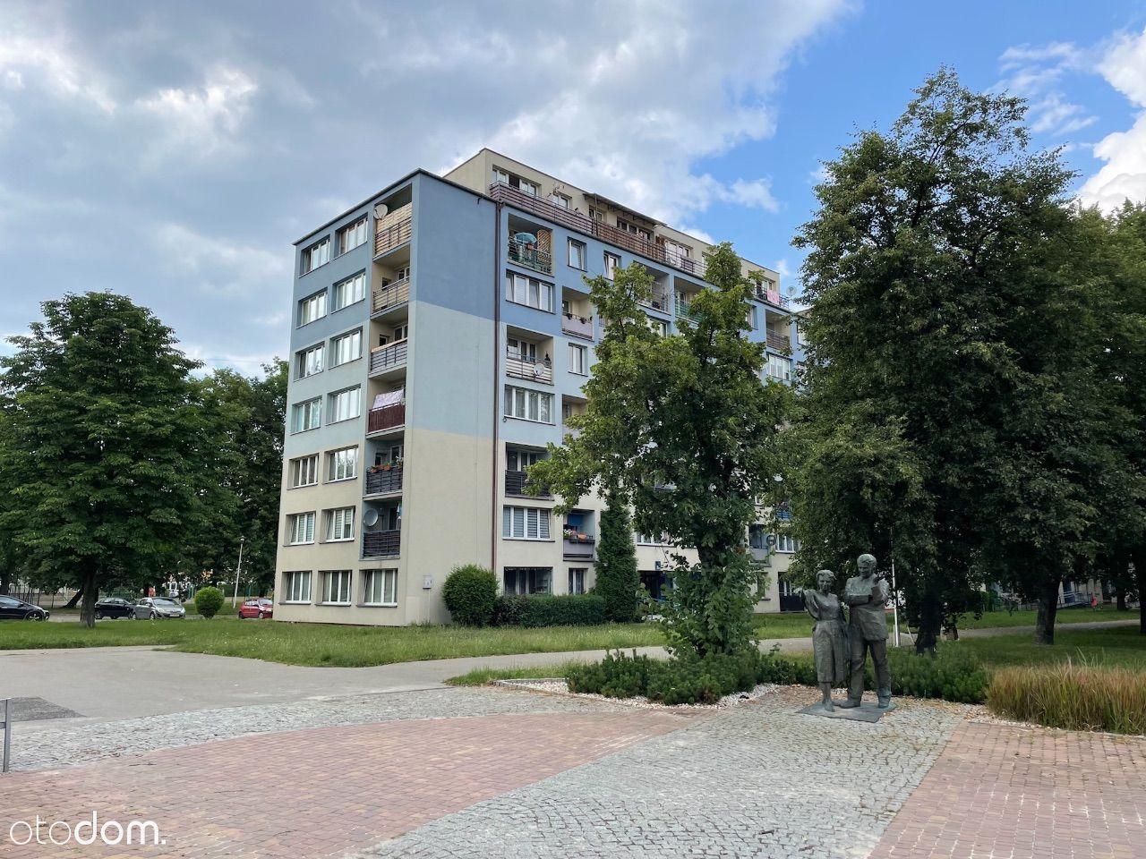 Możliwość 3 pokoi / ładny blok i okolica / remont