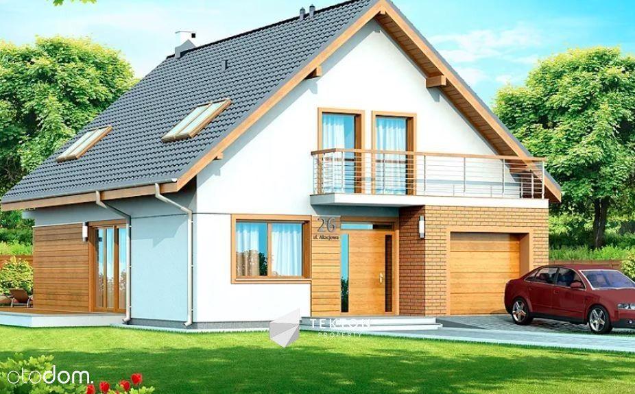 Dom / Kostrze / duży ogród / garaż /