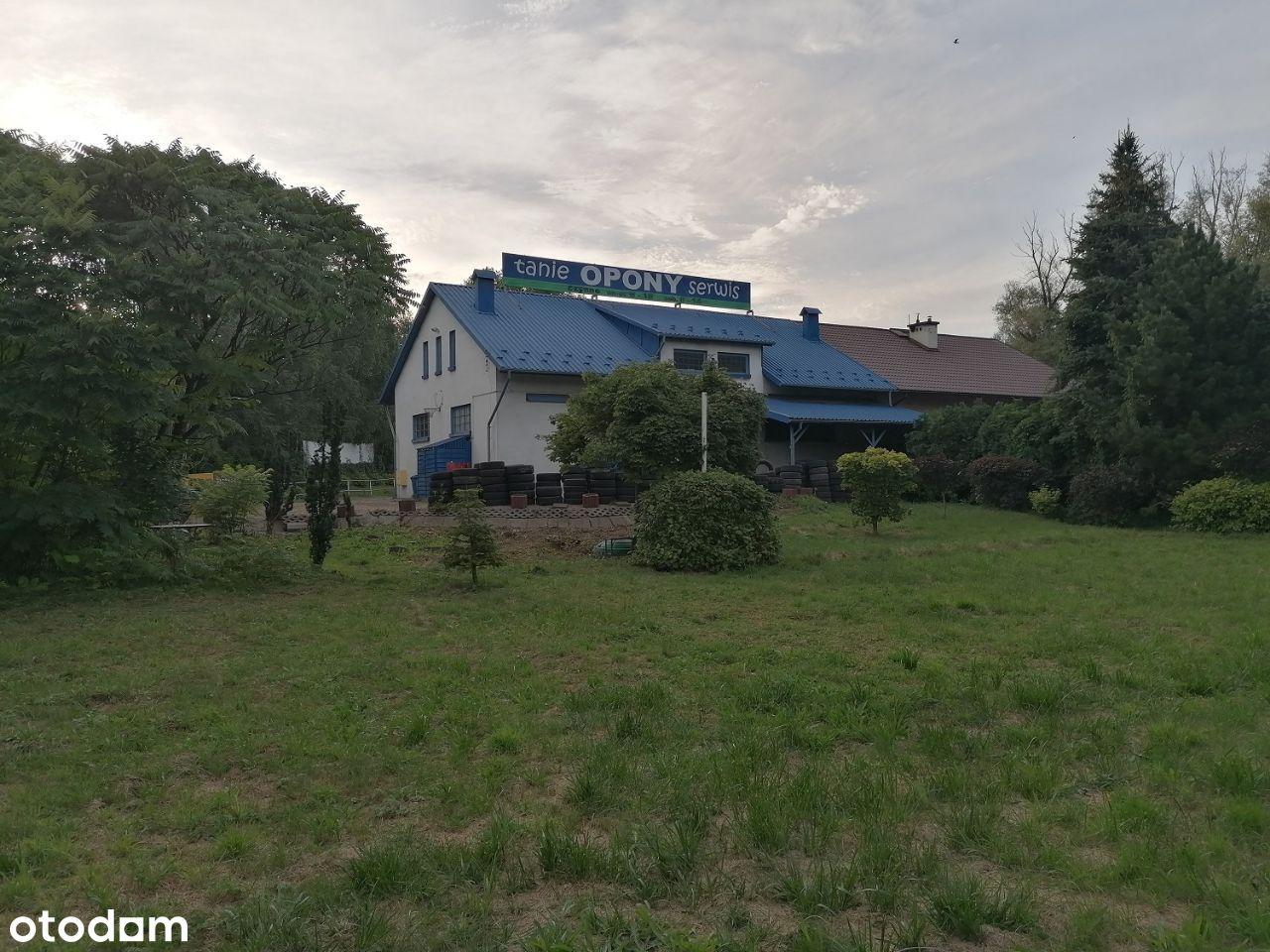 Hala o pow. 228 m², na działce 29ar – Karków