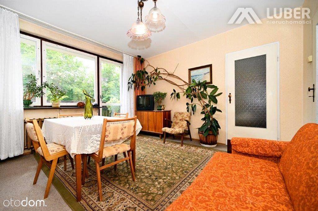 4. pokojowe mieszkanie w otoczeniu zieleni