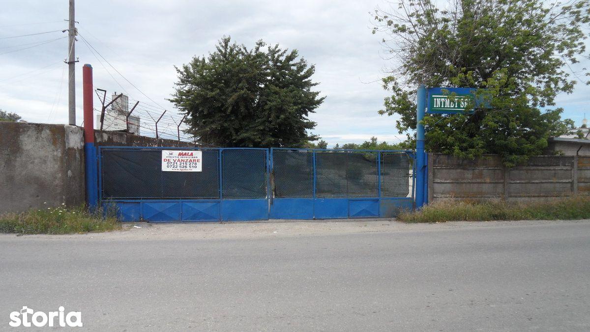 Constructii industriale 3750 mp in Gaesti