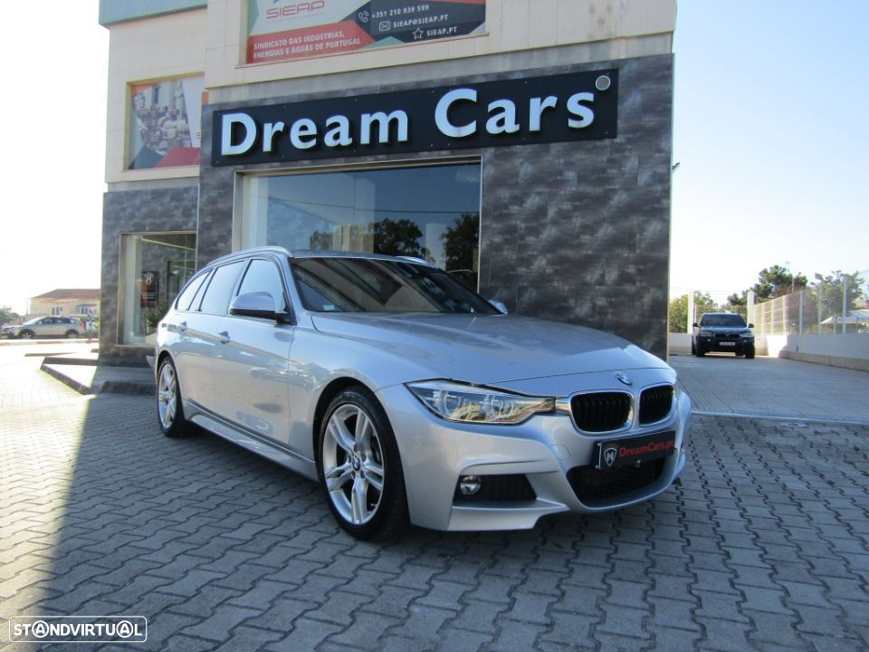 BMW 320 d Touring Pack M - 1