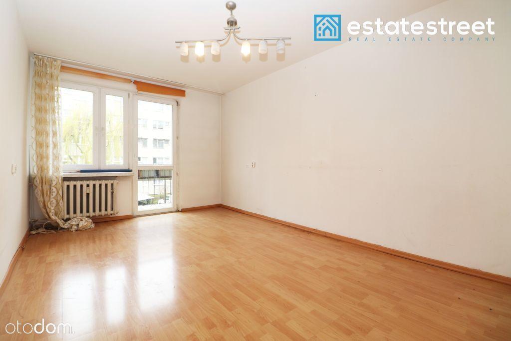 4-pok. mieszkanie z balkonem i ponad 6 m2 piwnicą!