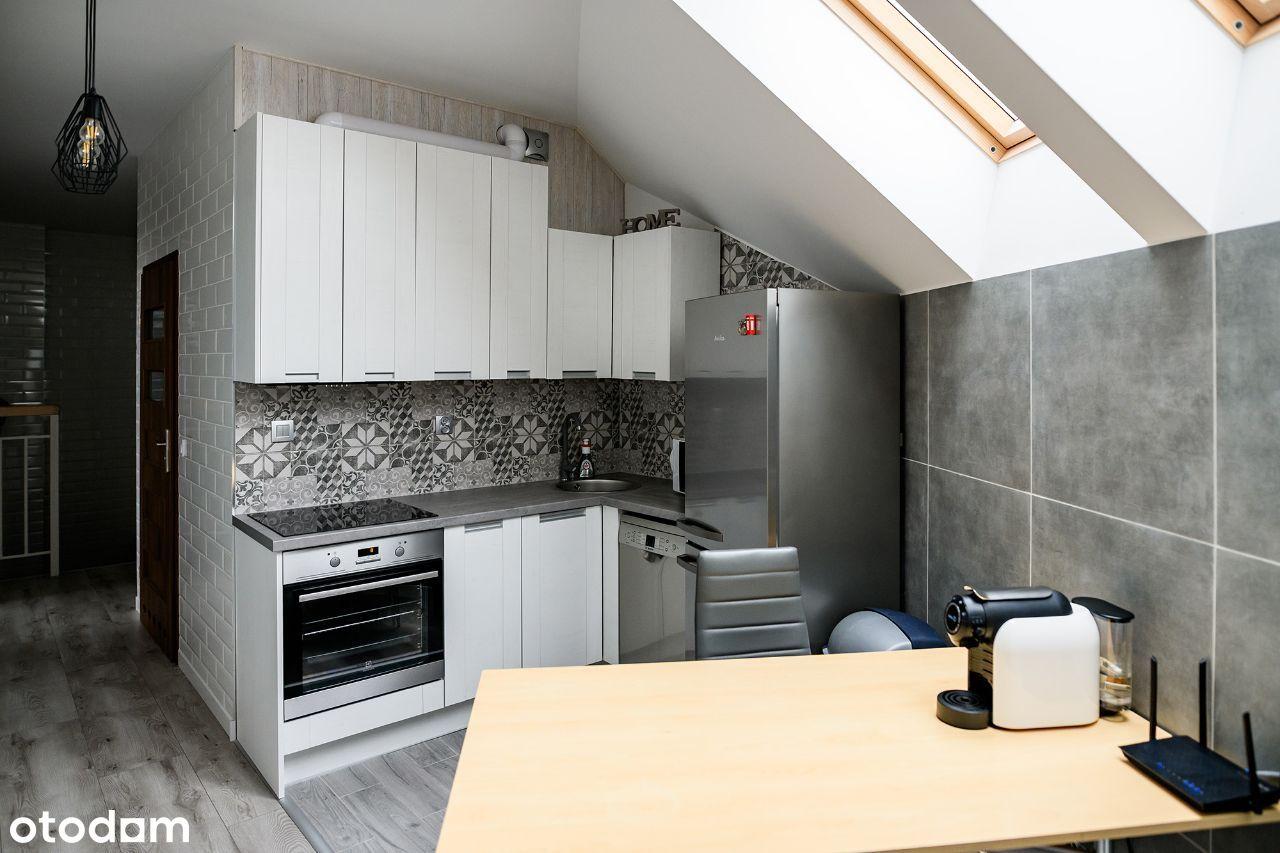 Nowoczesne mieszkanie, 3-pokoje, 72m, ul. Zabłocie