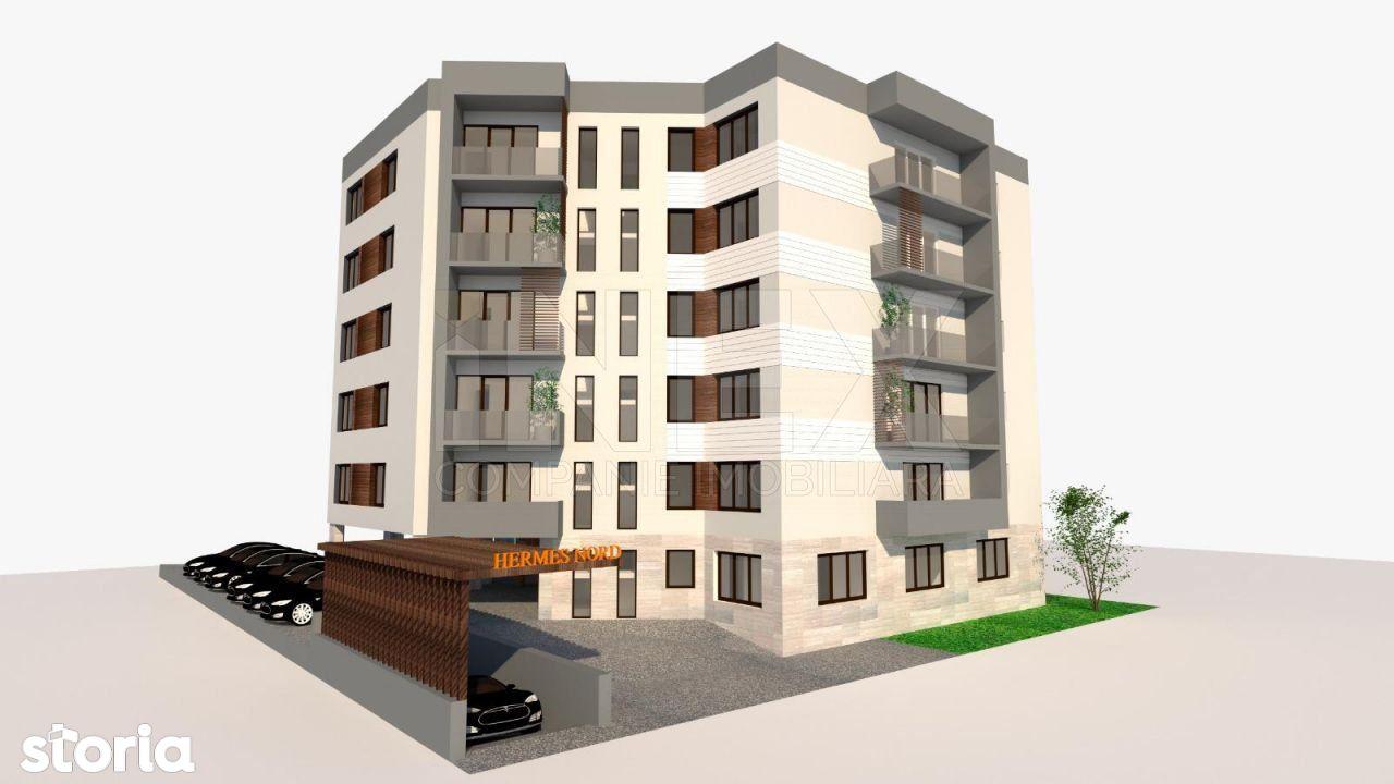 iNEX.ro | Apartament 2 camere Gavana | 64 mp | Hermes Nord
