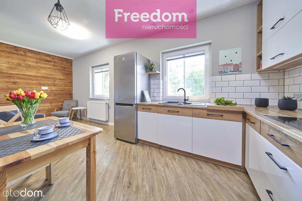 Mieszkanie po kapitalnym remoncie + poddasze
