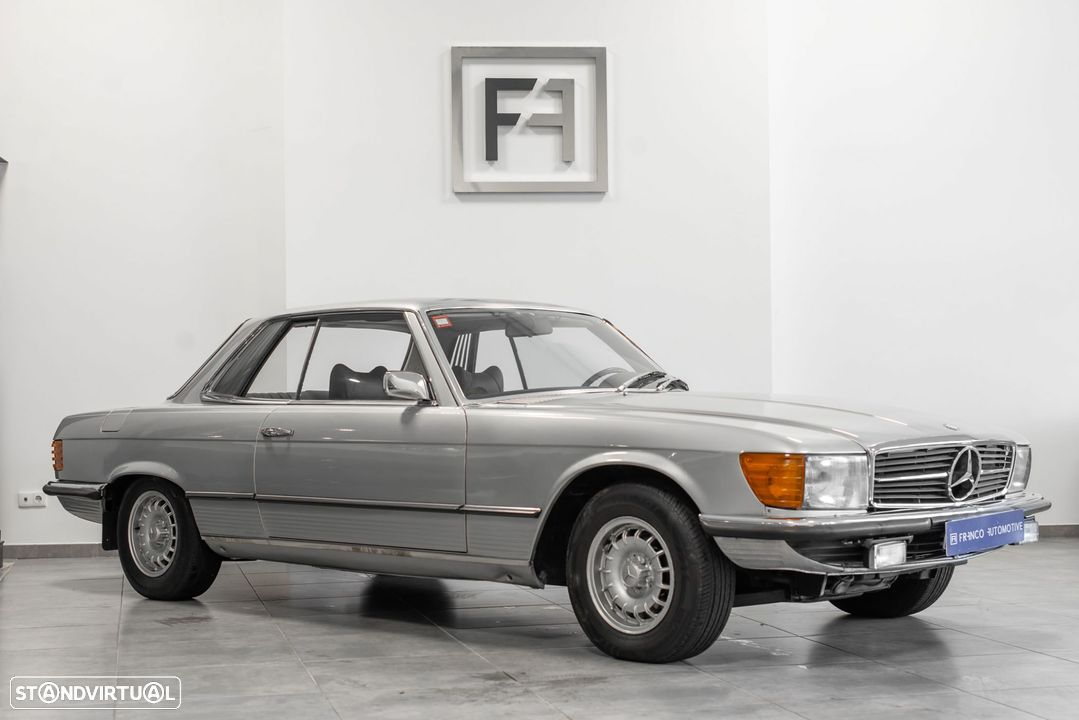 Mercedes-Benz 350 SLC - 1