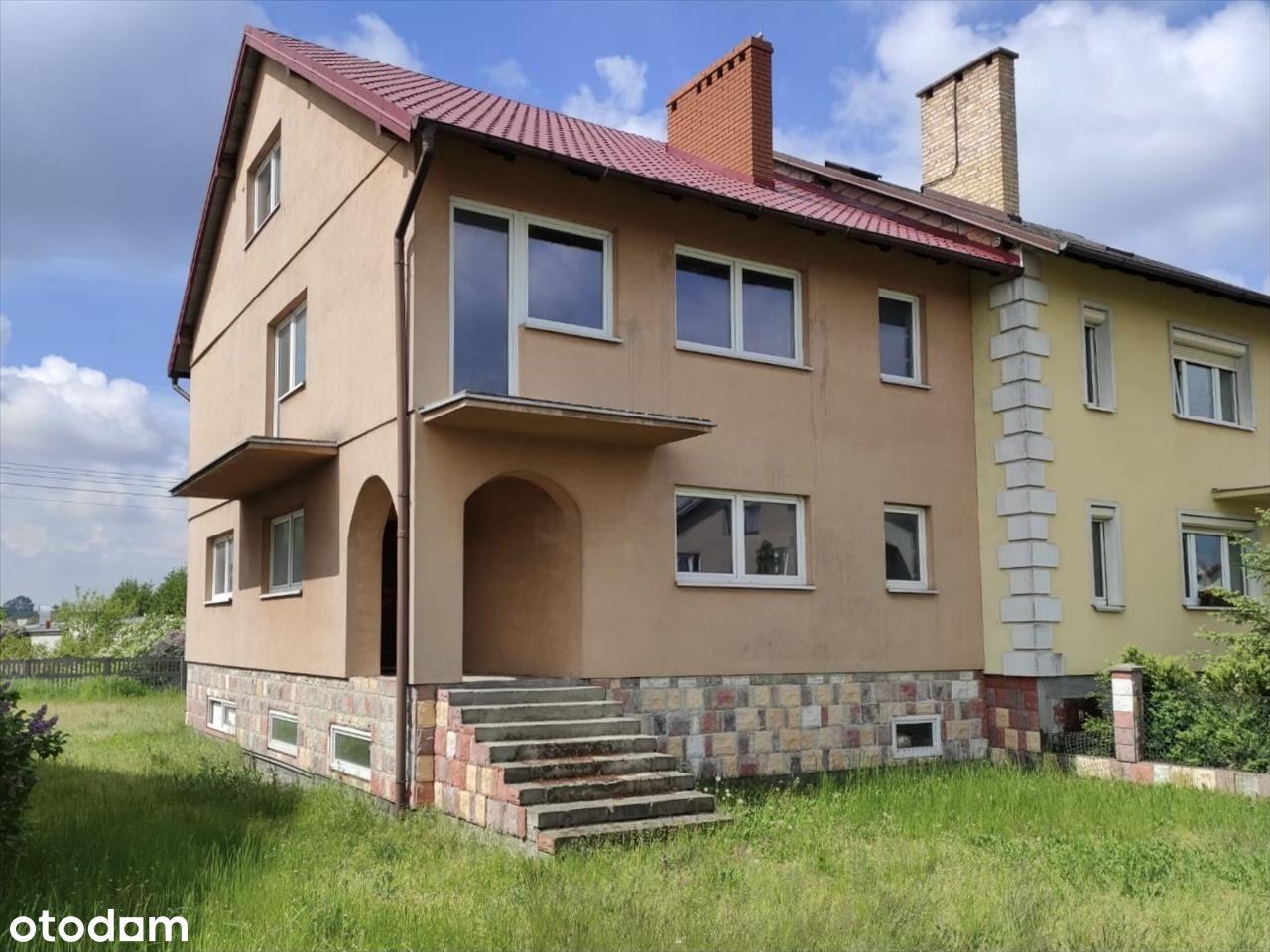 Ciechocinek, Dom w budowie 239 m2, działka 429 m2