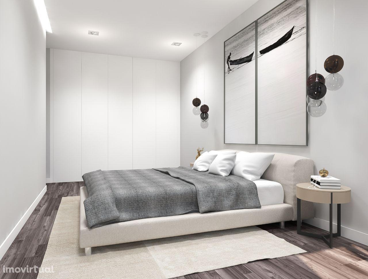Apartamento T2 - Sé