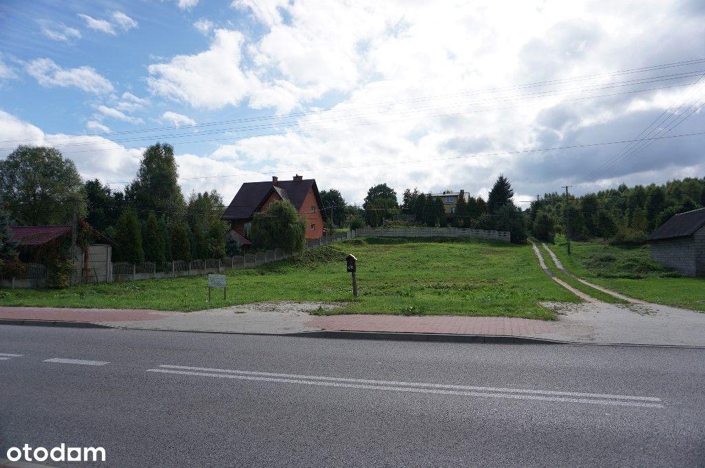 Działka budowlana w Krynkach