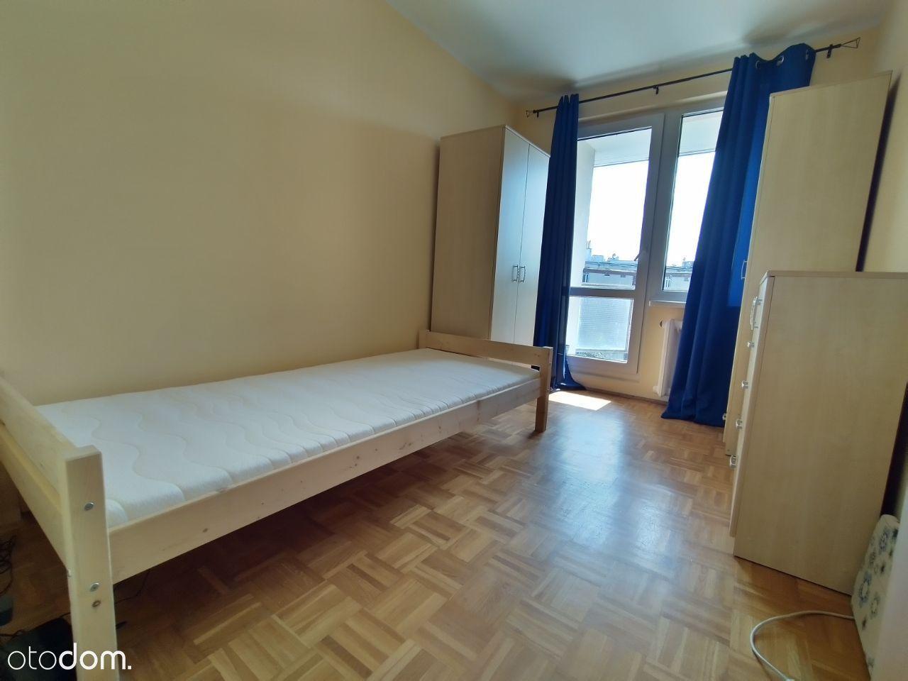 Pokój jednoosobowy z balkonem ul. Długa Wrocław,