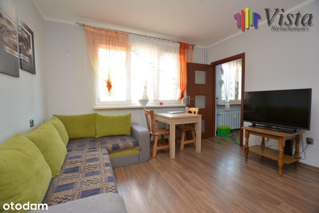 Mieszkanie, 45 m², Wałbrzych