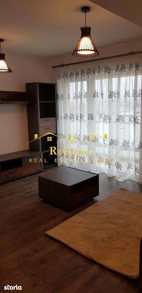 Inchiriez apartament 1 camera - Tudor Vladimirescu