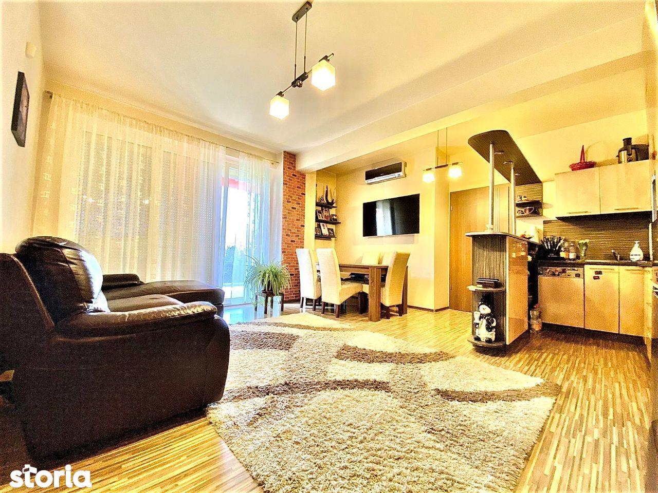 Apartament 3 camere 118mp Ared UTA etaj 1 - 98500 euro