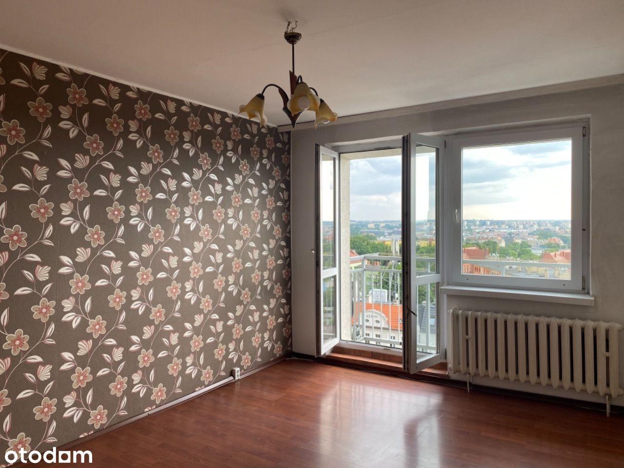 Mieszkanie z pięknym widokiem, Gliwice