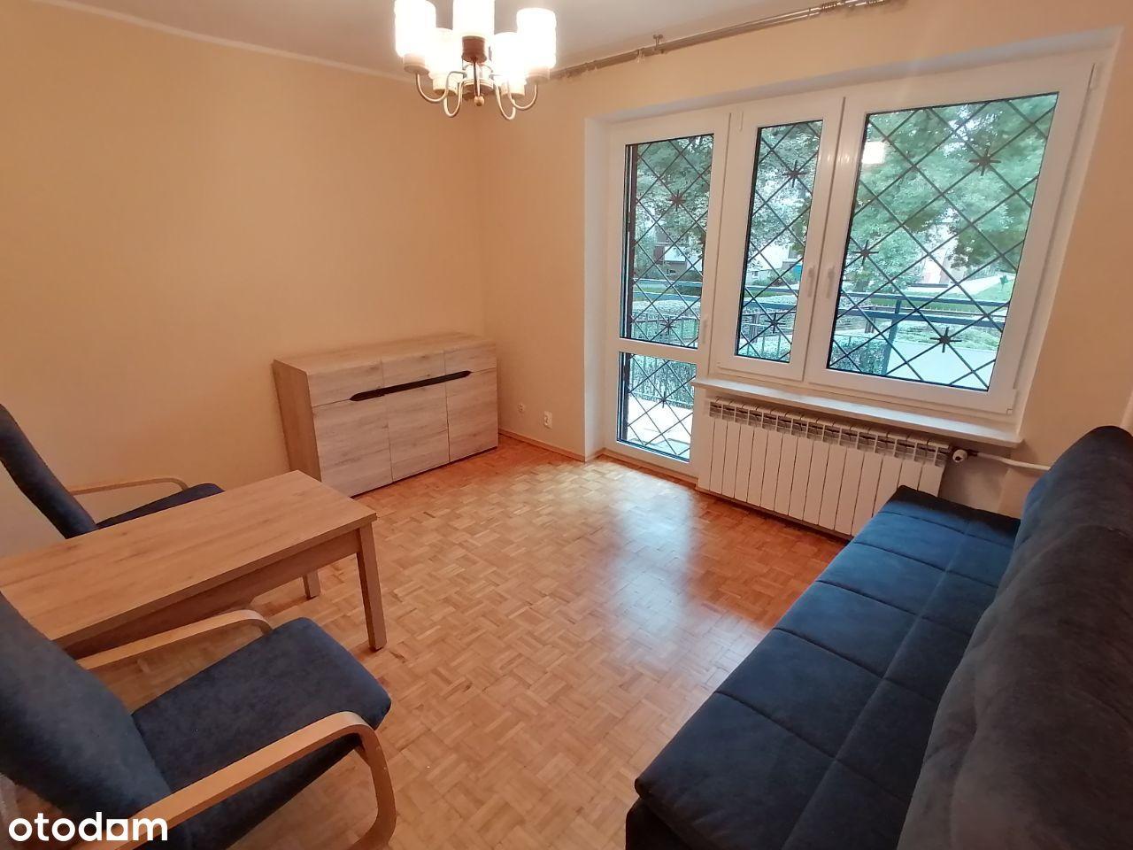 Mieszkanie 2-pokojowe (39 m2) blisko Metra Młynów
