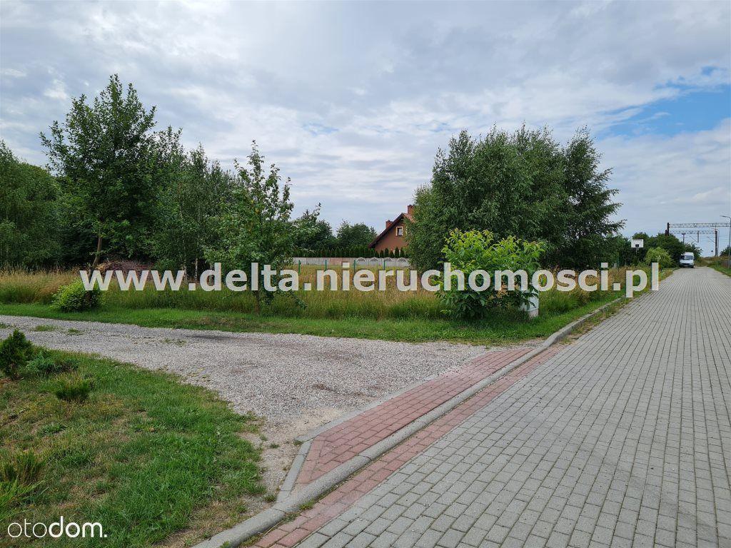 Działka, 1 055 m², Kobylnica