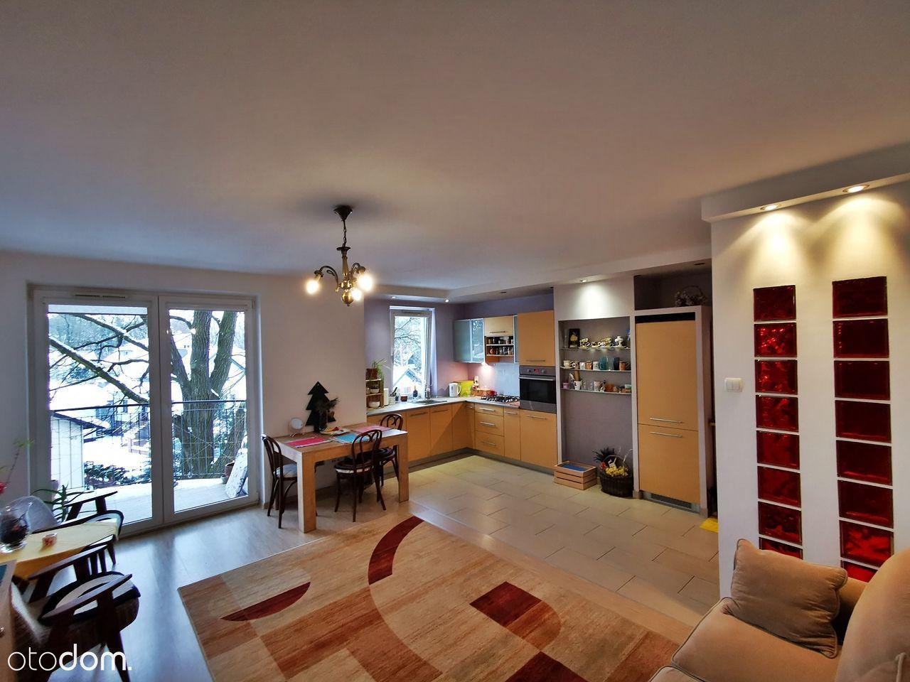 3 pokoje, 61,5m2, urządzone i gotowe do wejścia