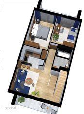 Dwupoziomowe mieszkanie do 110m2!!! ul.Sikorskiego