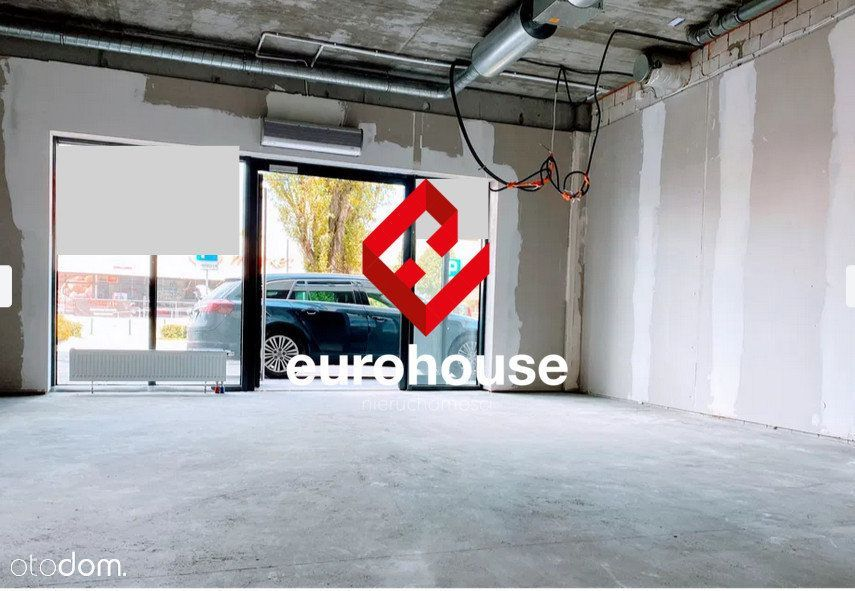 Lokal 76m2-Ursus, nowe osiedle, parking w cenie