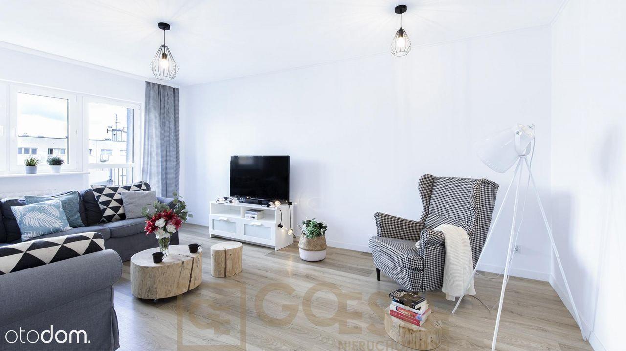 Bielany, 3 pokoje, 53,84 m2, Broniewskiego