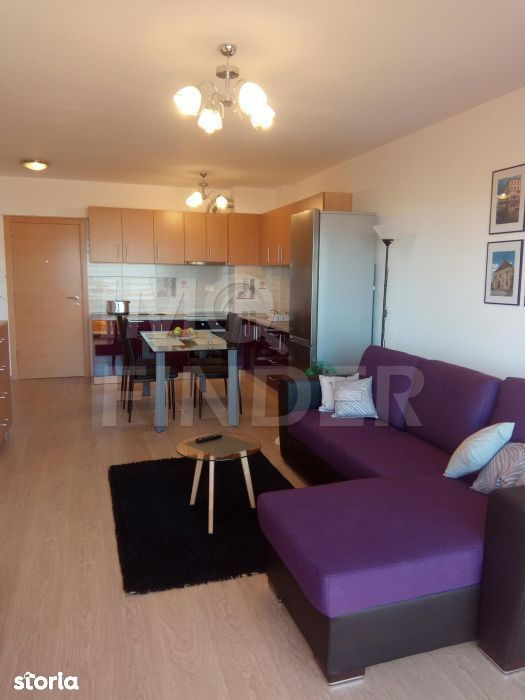Inchiriere apartament 2 camere in Gheorgheni ansamblul Viva City