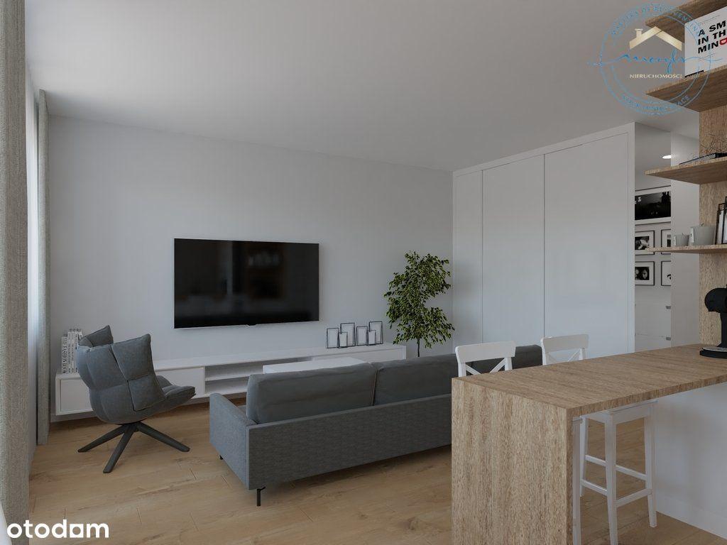 Transformacja mieszkania w centrum! M.Konopnickiej