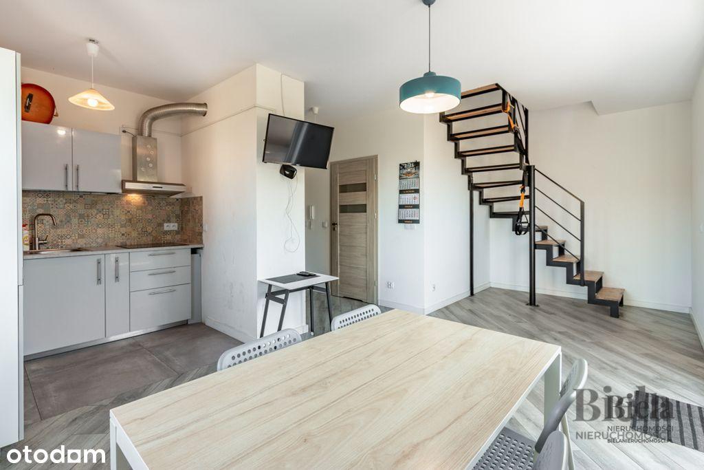 Mieszkanie z tarasem 22m2 i miejscem parkingowym
