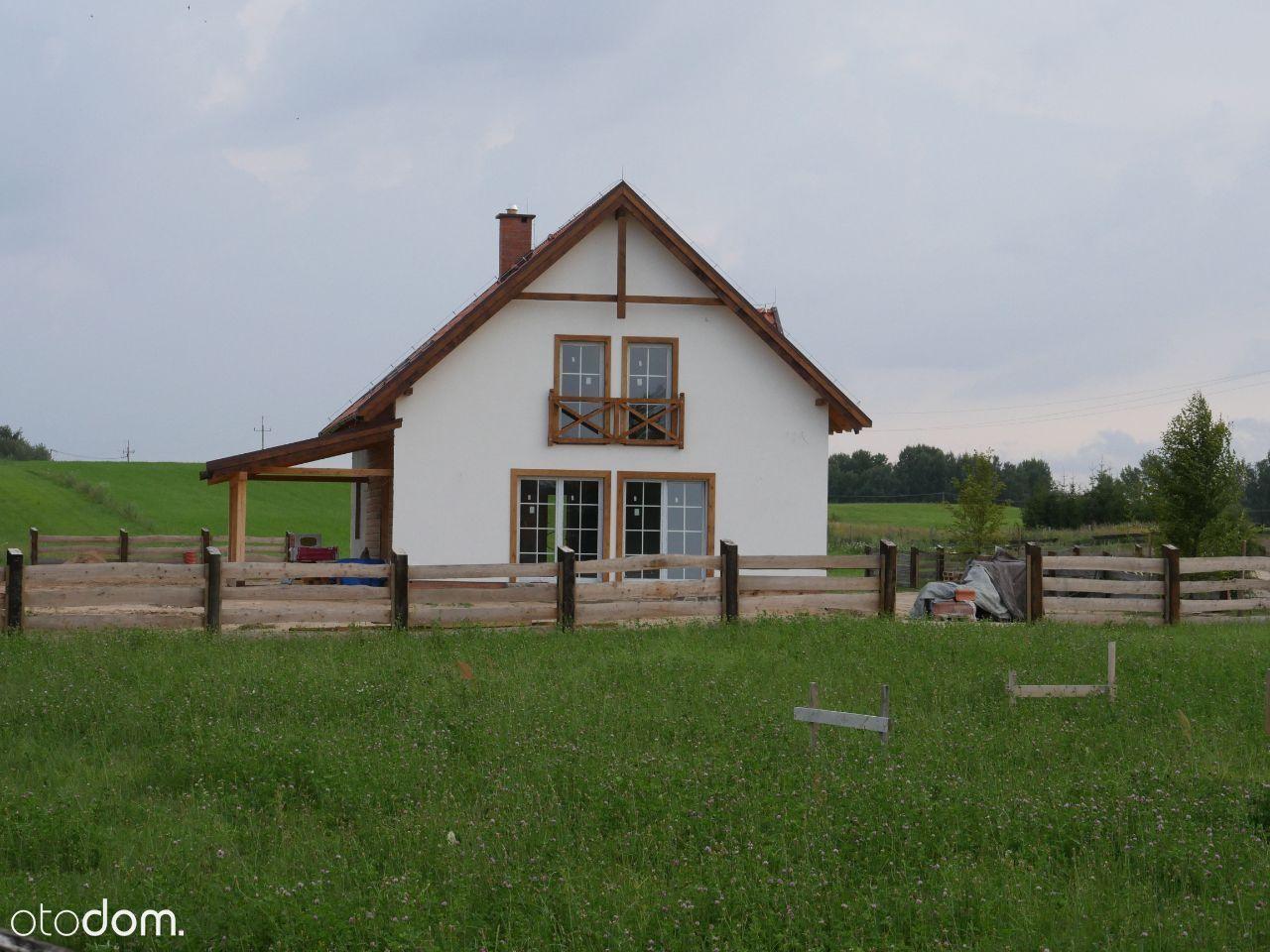 Mazurski przestronny dom w Starych Sadach