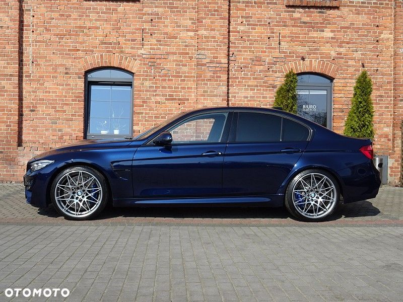 BMW M3 Competition Individual Bezwypadkowy Salon PL - 3
