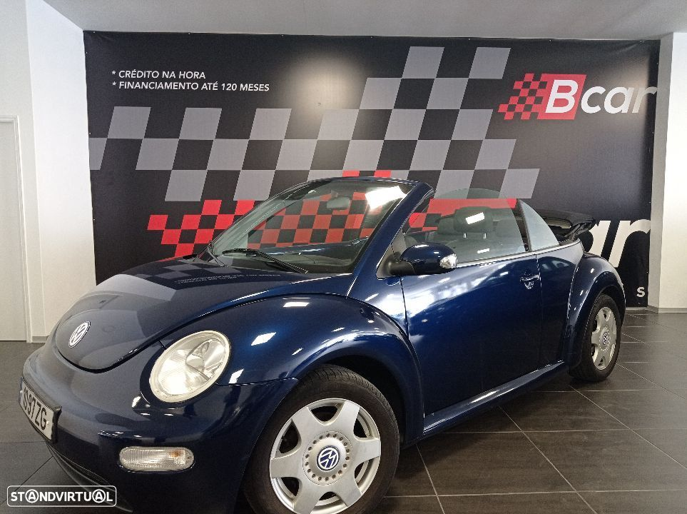 VW New Beetle Cabriolet 1.4 - 1
