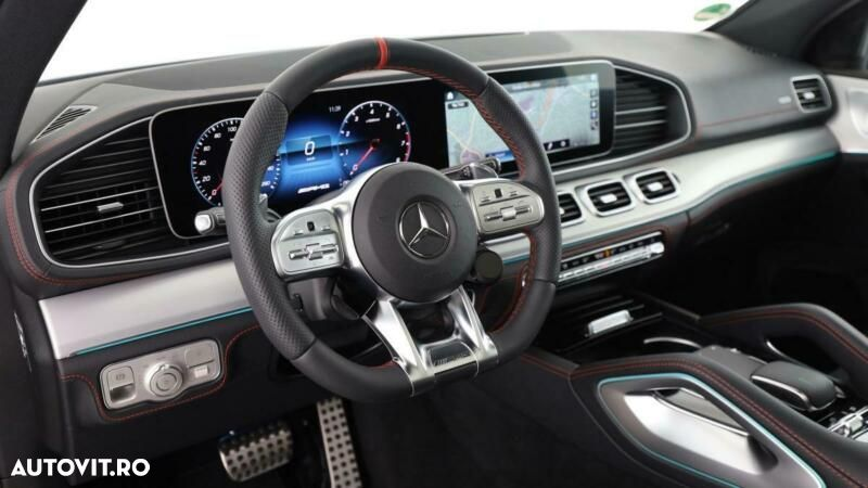 Mercedes-Benz GLE Coupe AMG - 13
