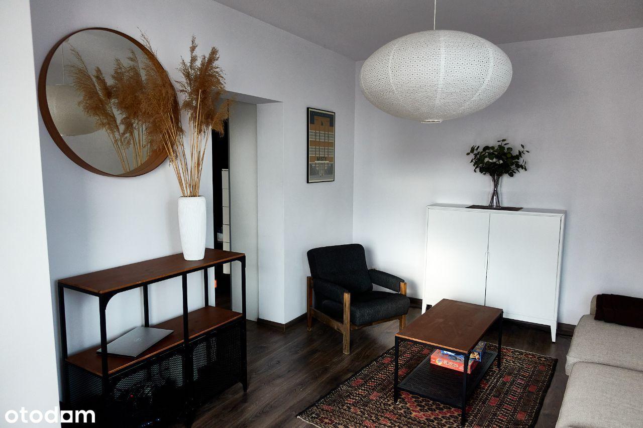 2 pokoje | Saperska | 53 m2 | balkon