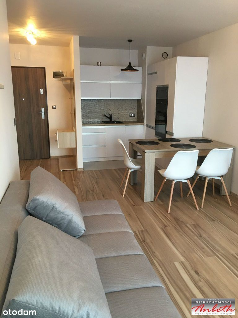 Mieszkanie, 39 m², Kraków