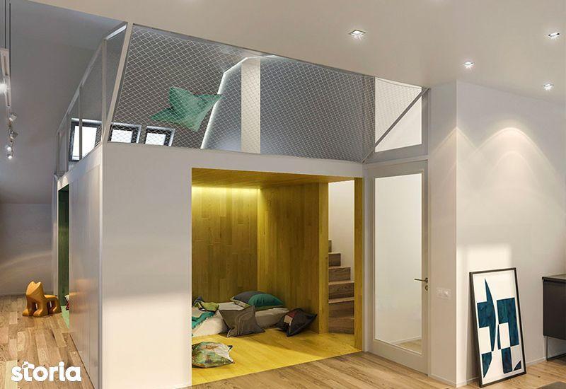Comision 0% - Vila Avangarde 7 - etaj loft