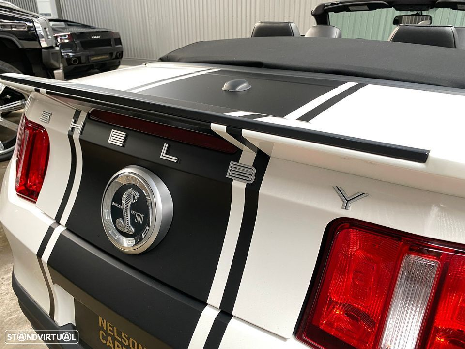 Ford Mustang GT500 Cabrio 5.4 V8 Supercharged - 41