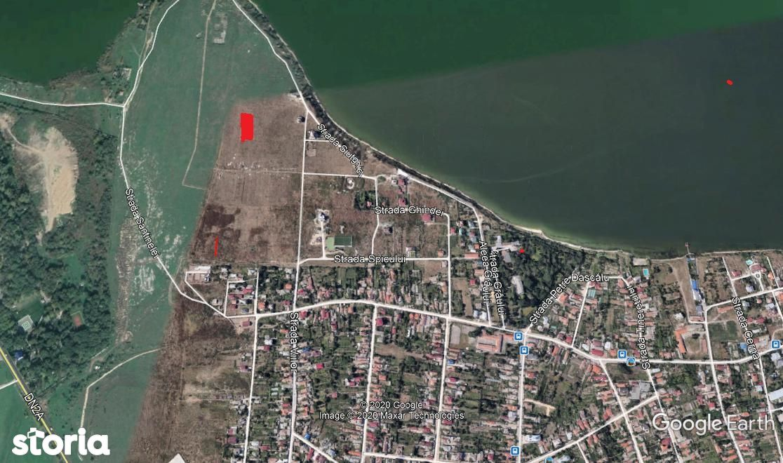 oferte terenuri Palazu Mare zona Balon