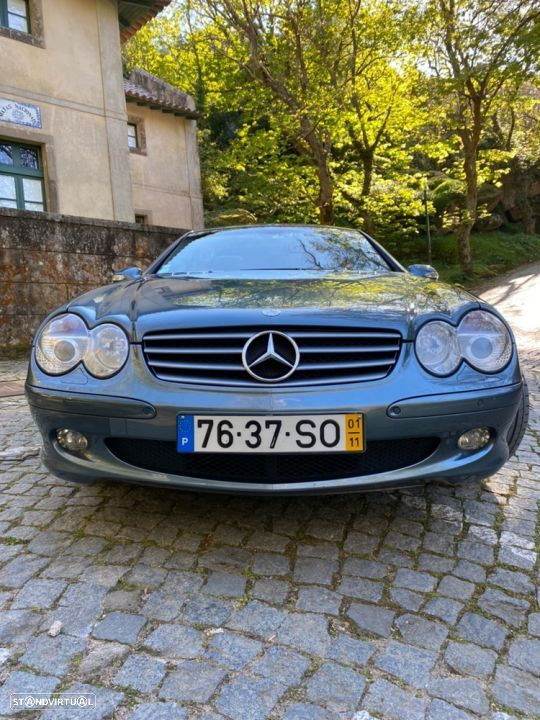 Mercedes-Benz SL 500 - 6