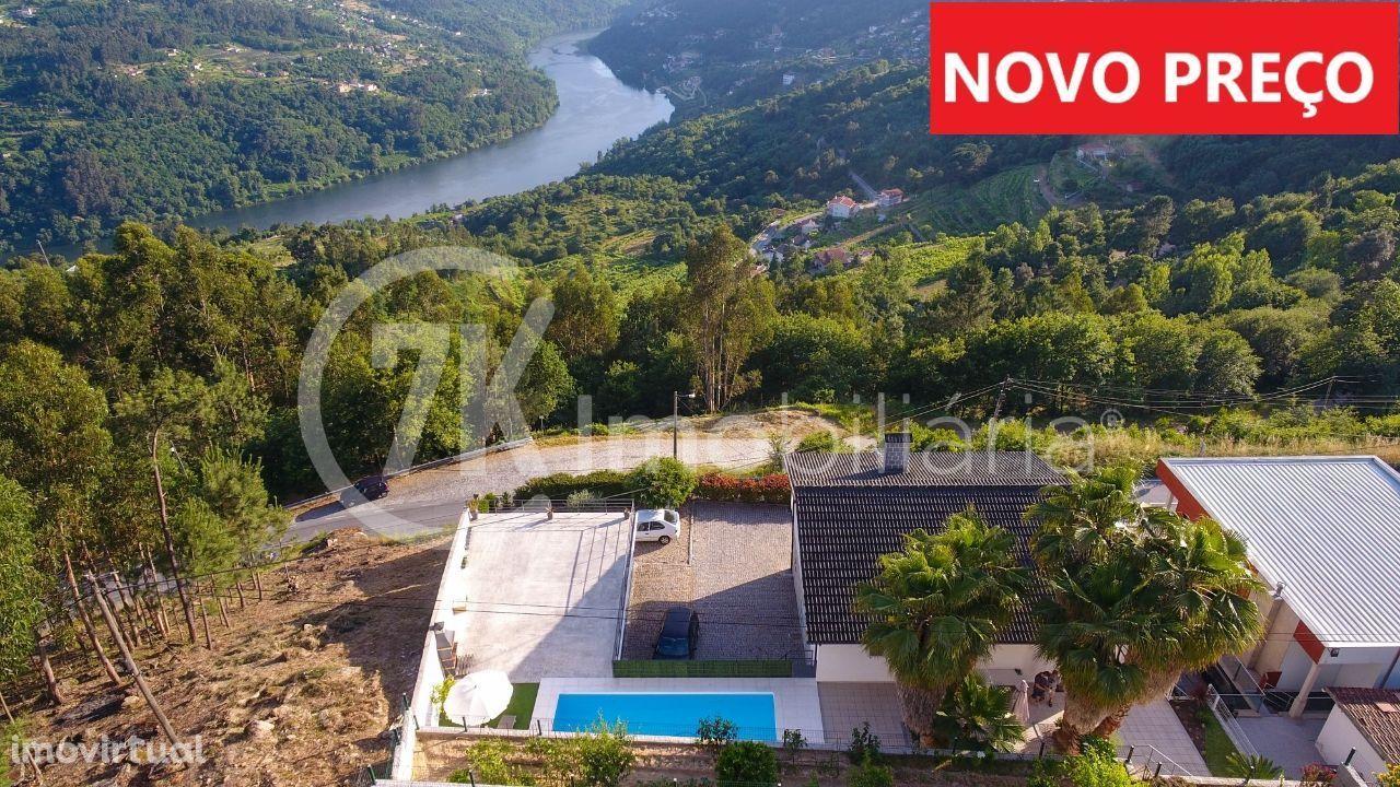 Moradia, Vista Douro, Marco de Canaveses, Porto