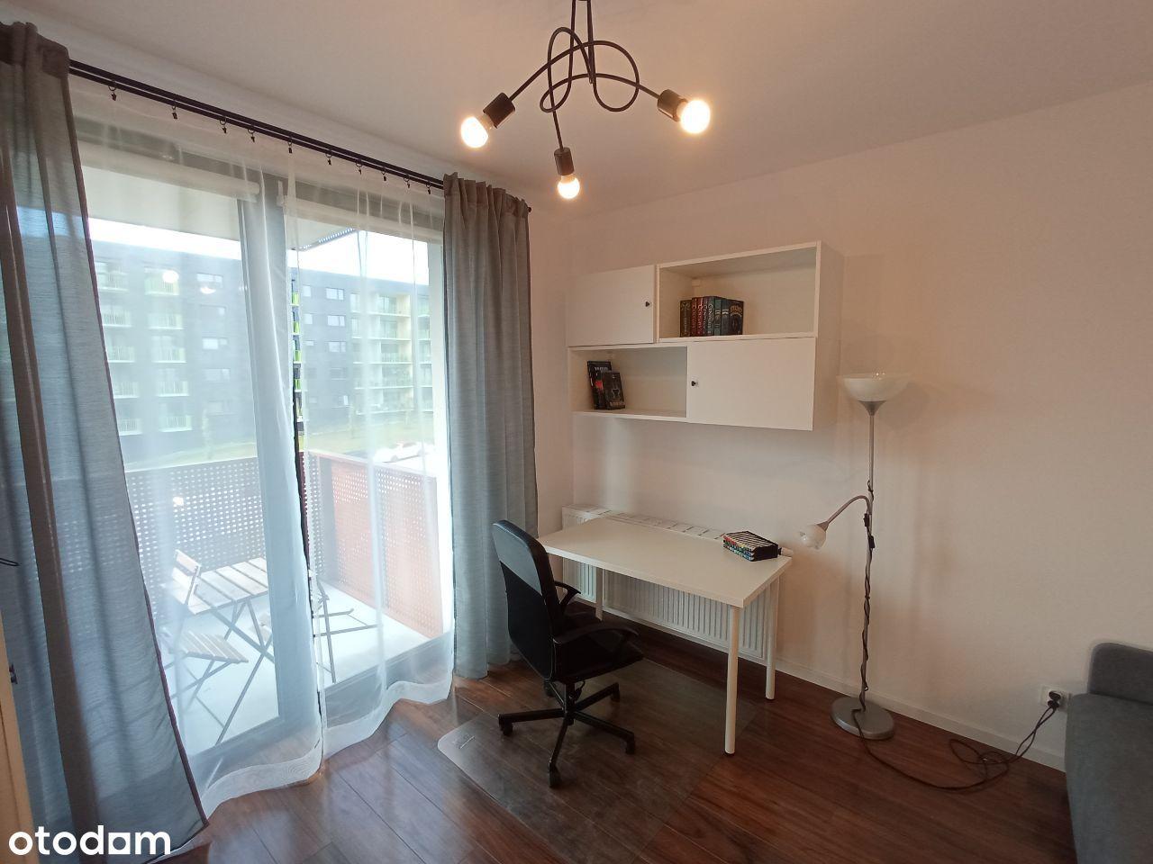 Piękne, nowe 2 pokojowe mieszkanie, Wizjonerów 7