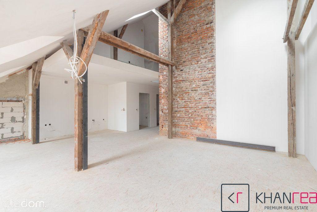 Loftowa przestrzeń w sercu warszawskiej Starówki