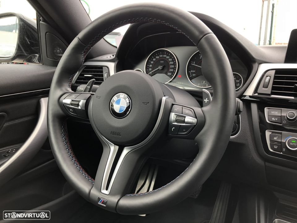BMW 420 d PACK M Performance 2016 - 36