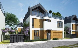 Dom 5 pokojowy z poddaszem - 29