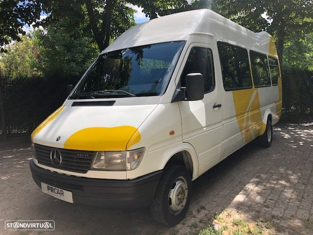 Mercedes Benz Sprinter 412D - 5