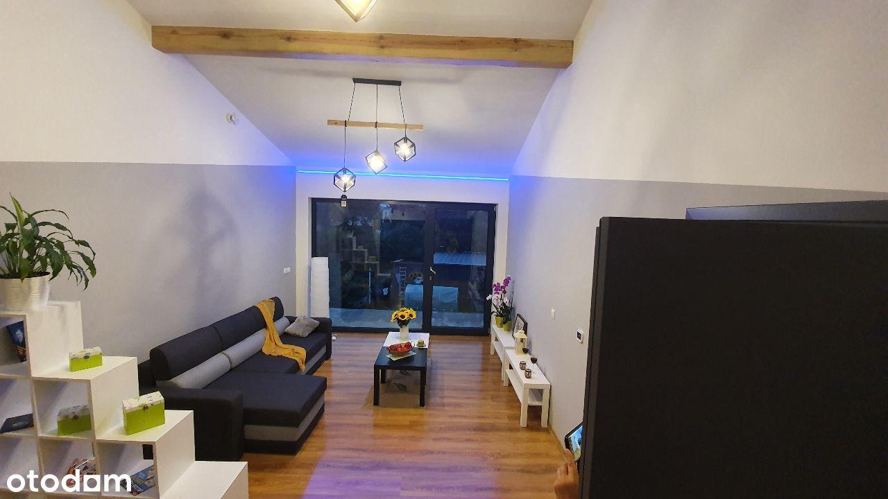 Duże mieszkanie 2 pokojowe + 80 m2 Poznań Grunwald