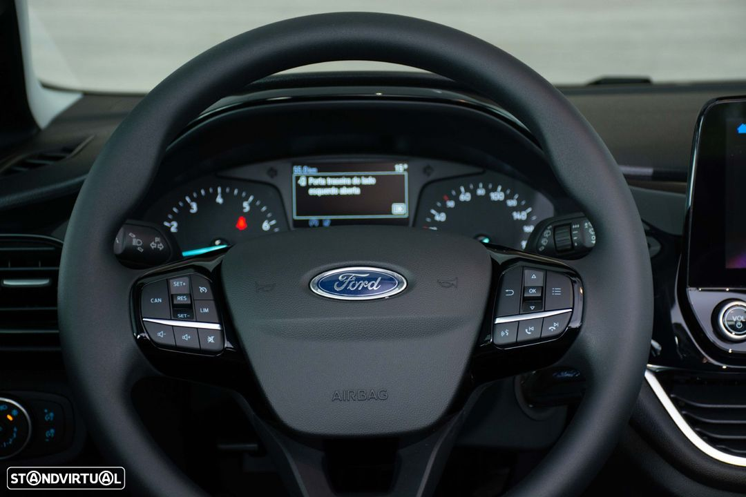 Ford Fiesta CONNECTED 1.1 TI-VCT (S&S) - 8